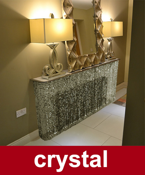 crystal-radiator-covers-and-console-tables-gold