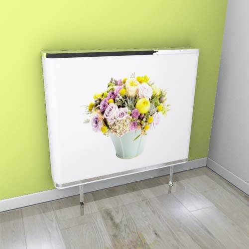 Your wedding bouquet? Radiator Cover
