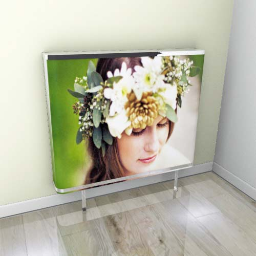 Your wedding photos Radiator Cover
