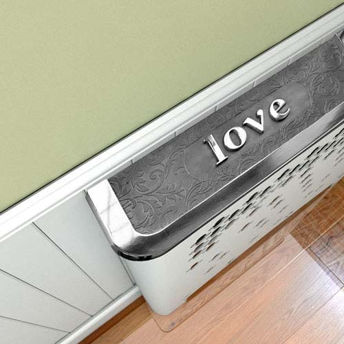 NEW LOVE cover tops just launched Radiator Cover