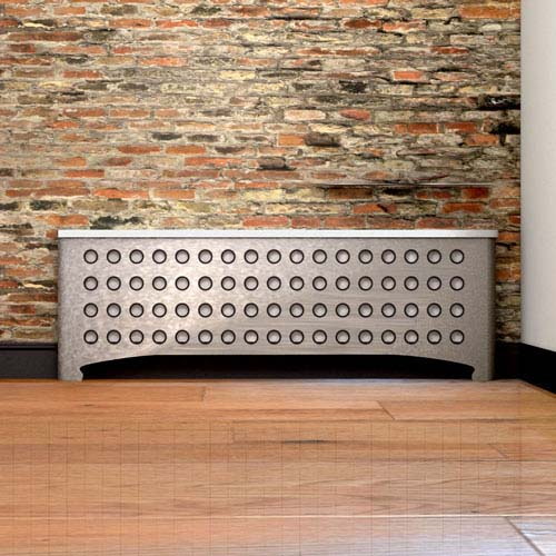 New CASA with Eyelets Radiator Cover