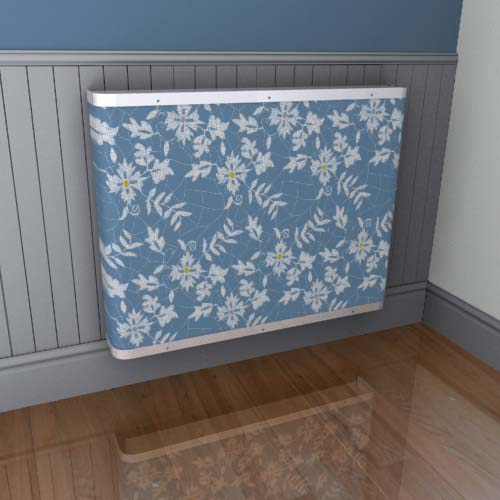 Daisy Lace 1 Radiator Cover