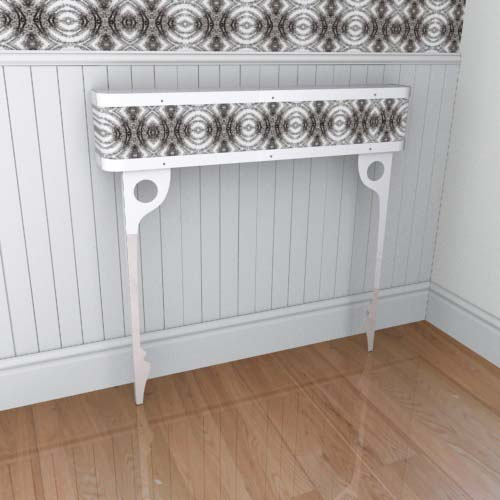 Gothic Shadows 10 Console Radiator Cover