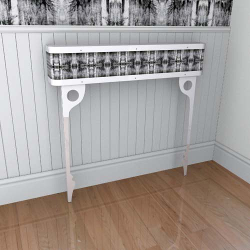 Gothic Shadows 4 Console Radiator Cover