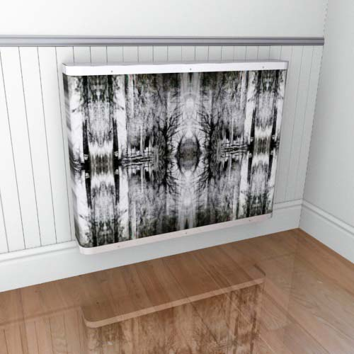 Gothic Shadows 4 Cover Radiator Cover