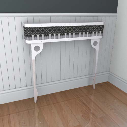 Gothic Shadows 5 Console Radiator Cover