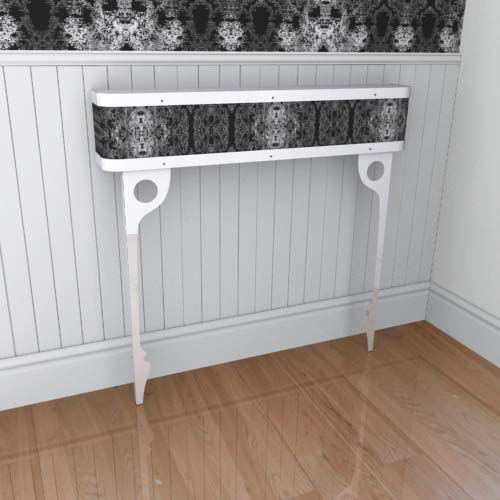 Gothic Shadows 6 Console Radiator Cover