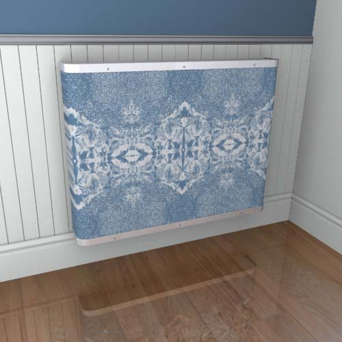 Iced Mirror 1 Radiator Cover