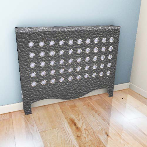 WAREHOUSE Grey Vinyl Radiator Cover