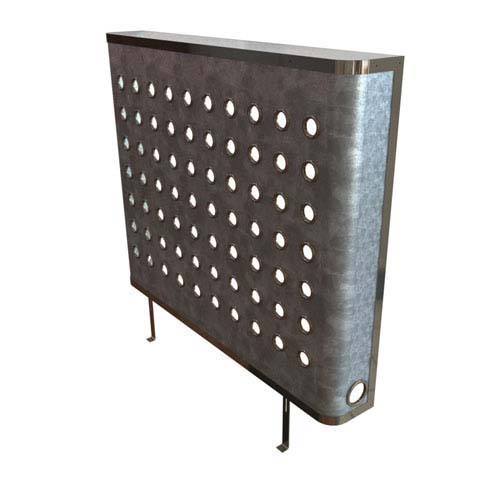 YOYO Galvanised Radiator Cover