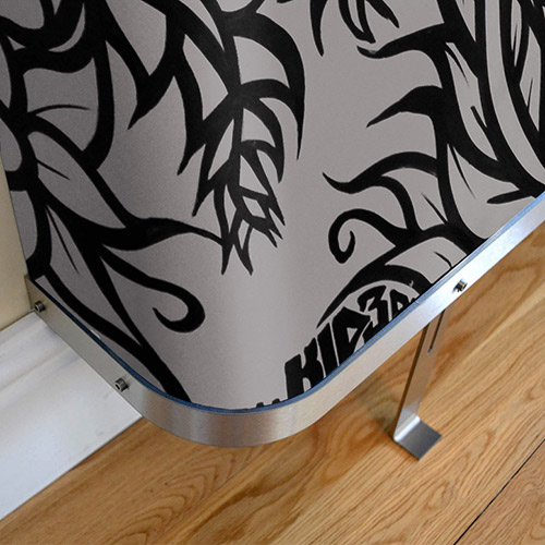 YOYO Original Graffiti Radiator Cover