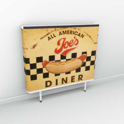 Lots of Americana 50's classics Radiator Cover