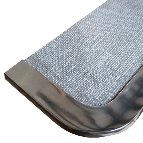 Mesh Aluminium Shelving Radiator Cover