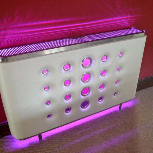 nicole-vinyl-soft-pink-lights.jpg Radiator Cover