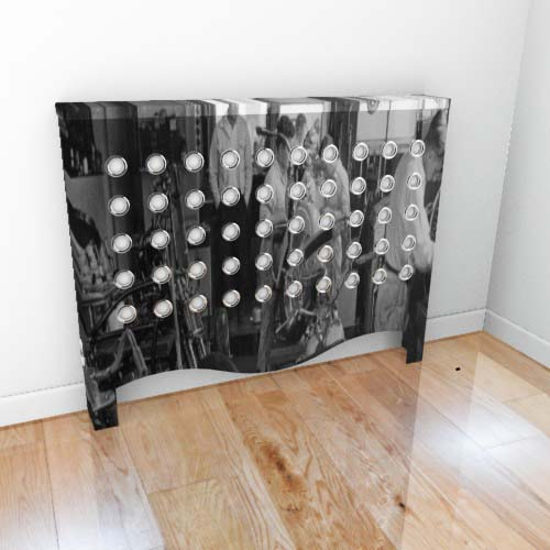 WAREHOUSE Your image Radiator Cover