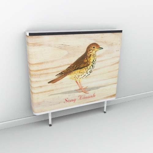 song_thrush.jpg Radiator Cover