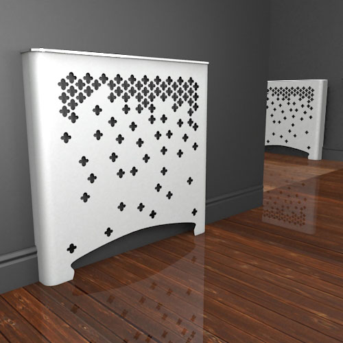white-casa-radiator cover