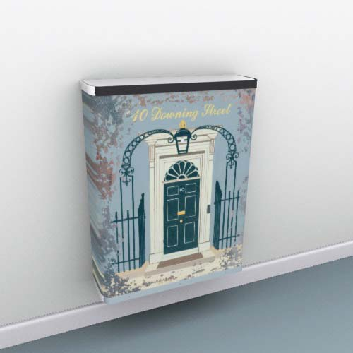 10 Downing Street Radiator Cover