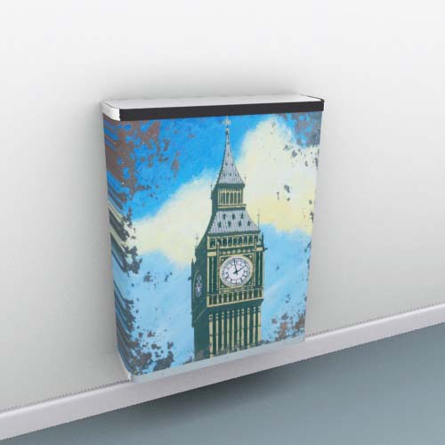 Big Ben Radiator Cover