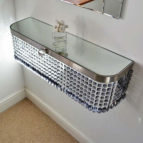 NEW Crystal Mantels Radiator Cover