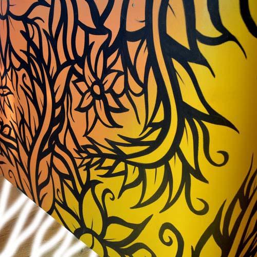 Our Latest Graffiti Cover Radiator Cover