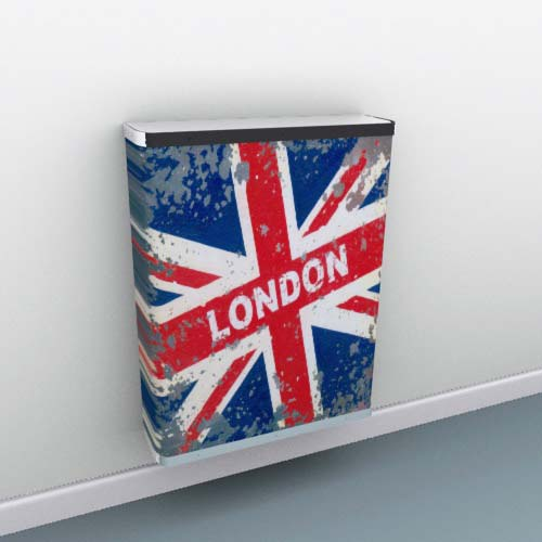 London Union Jack Radiator Cover